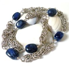blue spring by Lori on Etsy