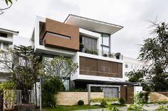 Biệt thự hiện đại tuyệt đẹp