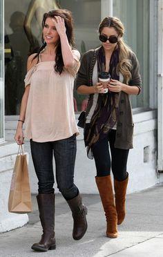 Love Lauren's look here!!!