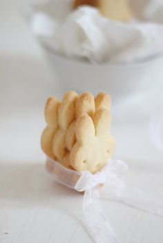 bunny biscotti