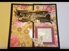 "Wedding Mini Album ""Midnight Berry"" - YouTube"