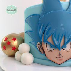 Torta Goku Medellín by Giovanna Carrillo