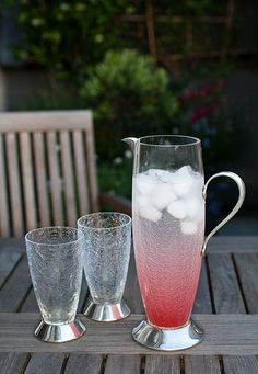 Pink Ginger Cordial by coconutraita: Nonalcoholic. #Drinks #Ginger_Cordial #coconutraita