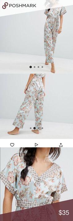 Jumpsuit Floral jumpsuit ASOS Other