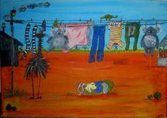 emus laundry day