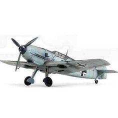 """Aircraft Aero Military Model 1/48 Bf109E-3 """"Messerschmitt Heinz Bar"""" #F12216"""