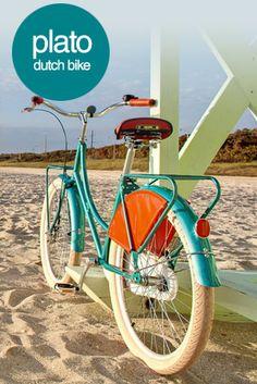 Great bike all customized, in fun styles and colors... SO FUN!