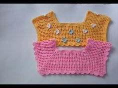 Crochet Patterns Girl Canesu in Crochet for Dresses, Blouses and Vests to the Desired Size for Children … ª Simone – Tabela de tama Youube Size of top 3 Notti - crochet top pattern by NTmaglia This Pin was discovered by Luc Crochet Baby hexagon sweat Knitting For Kids, Crochet For Kids, Baby Knitting, Baby Girl Crochet, Crochet Baby Clothes, Baby Dress Patterns, Crochet Patterns, Vestidos Bebe Crochet, Col Crochet