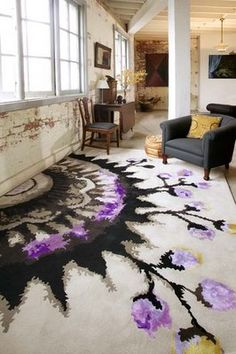 Design | Style | Colour: WE LOVE :: Easton Pearson Designer Rugs Collection