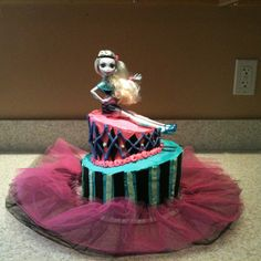 Monster High- Kylie wants this one for her birthday too