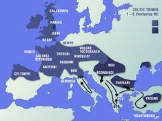 Iron Age Celtic tribes .E nn la Actualidad El  Mapa  es  Falso  ,  no esta Numancia ................................. Ni Tampoco esta viriato .......( asi son los ingleses ...)