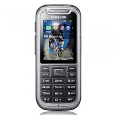 Samsung C3350 Solid X-Cover Sim Free Mobile Phone