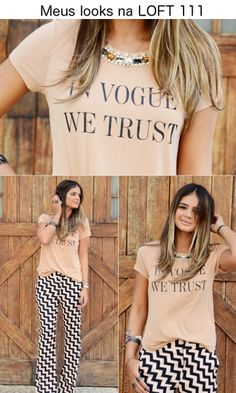 Meus looks na LOFT 111! - Blog da Thássia | Moda It