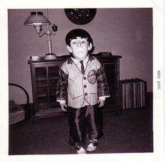 George Harrison costume The Third Annual Creepy Cool Vintage Halloween Mask Tribute – Modern Kiddo