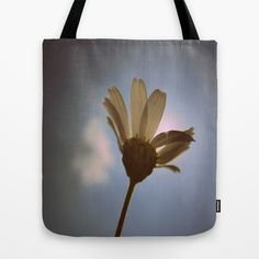 Breathe the light Tote Bag by Fenia Stavra - $22.00