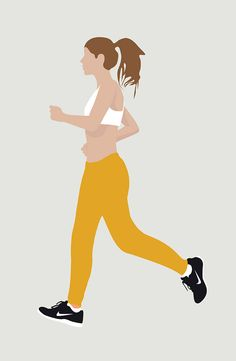 illustration Vector Woman Running Illustration Vector, People Illustration, Illustrations, People Png, Cut Out People, Photoshop Elements, Photoshop Design, Business Icons, Persona Vector