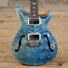 PRS Hollowbody II Faded Blue Jean 2014 (s738)