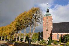 St. Nikolai Kirche in Burg. Fehmarn