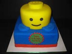 Image detail for -Patrick's Lego Birthday Cake - The House of Cakes