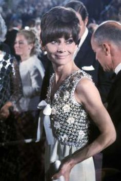 Audrey Hepburn in Givenchy - Getty