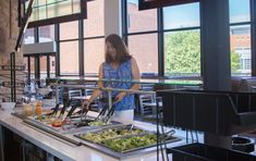 Story by: Dr. Heidi L. Newell, parent of a Rowan sophomore Edited by: Justin Borelli, senior advertising major All Restaurants, Rowan, Places To Eat, Advertising, Vegetarian
