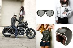Awesome Harley Davidson Motorcycle Gear