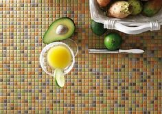 Mosaico pezzi speciali serie Mix, miscele in mosaico per soluzioni sorprendenti