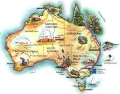 Australia : Activities - Cinema - Games to print - Interactive games - History - Information - Lesson plans - Webquests - Listening - Maps - Photos - Songs - Stories - Videos - Vocabulary - ESL Resources