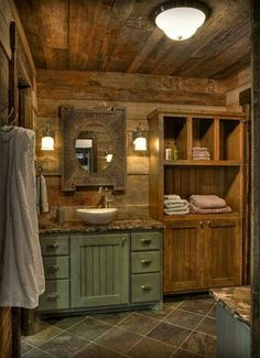 Lovely Small Cabin Remodel