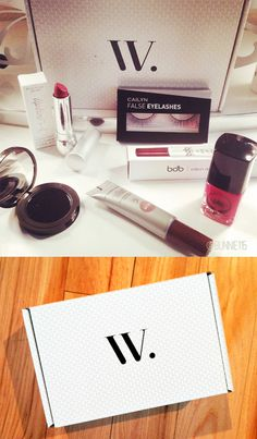 Discover personalized beauty & fashion each month with Wantable