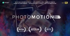 Photo Motion Pro  Professional 3D Photo Animator  • After Effects Template • See it in action ➝ https://videohive.net/item/photo-motion-pro-professional-3d-photo-animator/13922688?ref=pxcr