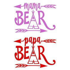 Family Bear Cuttable Design Cut File. Vector, Clipart, Digital Scrapbooking Download, Available in JPEG, PDF, EPS, DXF and SVG. Works with Cricut, Design Space, Sure Cuts A Lot, Make the Cut!, Inkscape, CorelDraw, Adobe Illustrator, Silhouette Cameo, Brother ScanNCut and other compatible software.