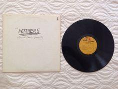 Frank Zappa & The Mothers - Fillmore East June 1971 REP 44150 LP Reprise