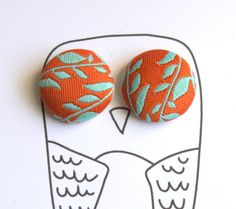 For the Love of Orange & Teal- a collection of everything orange & teal!  by Jenna Mahshie on Etsy