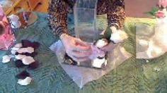 Video About How To Make A Wedding Reception Table Centerpiece