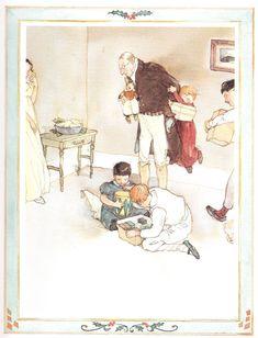 """Charles Dickens, Lisbeth Zwerger """"А Christmas Carol"""": remochka"""