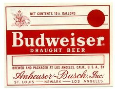 35 Beautiful Vintage Beer Bottle Labels | Sloshspot Blog