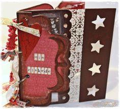 papirdesign-blogg: Linn Advent Calendar, Holiday Decor, Home Decor, Decoration Home, Room Decor, Advent Calenders, Home Interior Design, Home Decoration, Interior Design