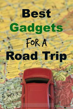 The best gadgets for you next road trip!