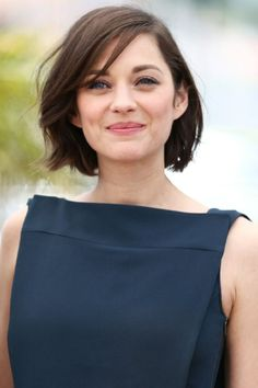 Marion Cotillard hair cut