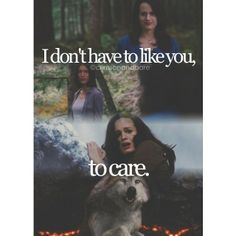 so true. Even though I believe Leah came to care for and like the cullens.