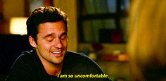 The characters of New Girl can accurately depict me in almost any situation ever.