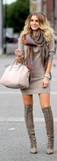 Amazing 45 Fabulous Winter Outfits to Copy As Soon As Possible