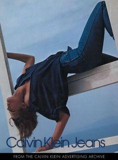 Vintage Calvin Klein [ The Big Idea. Advertising. The CV ]