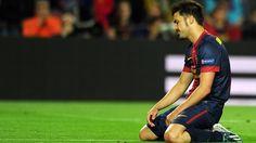 UEFA Champions League 2013  Barca devastated