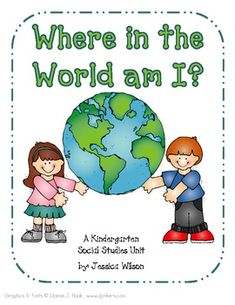 Kindergarten social studies unit for discussing countries and community. Preschool Social Studies, Social Studies Curriculum, Social Studies Classroom, Study History, Kindergarten Science, Student Teaching, Teaching Ideas, The Book, The Unit