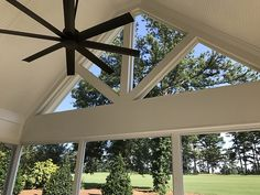 Porch Ceiling Fan Screened Porch Ceiling Fan Porch Ceiling Fan Ideas Porch Ceiling Fan source on Home Bunch Double Doors Interior, Interior Barn Doors, Interior Paint, French Door Curtains, French Doors, Modern Farmhouse Interiors, Farmhouse Style, Barn Style Doors, Luxury Interior Design