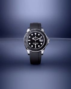 Rolex is extending its Yacht-Master range with a new mode Popular Watches, Best Watches For Men, Luxury Watches For Men, Lux Watches, Vintage Watches, Montres Hugo Boss, Rolex Presidential, Gold Diamond Watches, Tourbillon Watch