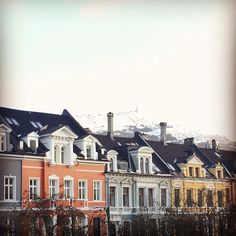 Bergen Norway's Second City and the Gateway to the Fjords. Photo by @doomsdayrider on Instagram.