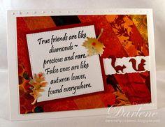 True Friends are like Diamonds!